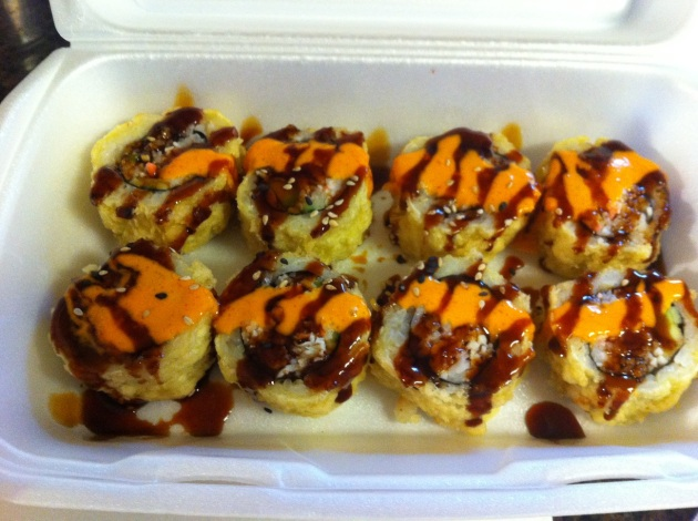 Spicy Crazy Roll