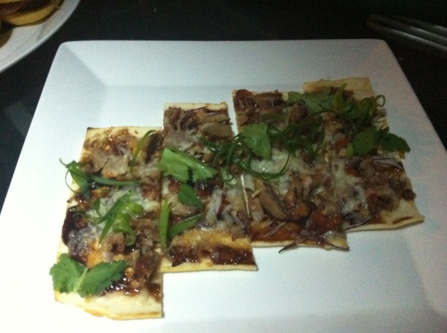 Peking Duck Flatbread