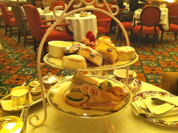 High Tea Tier