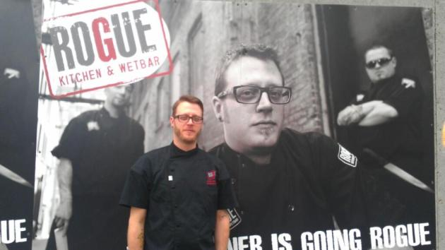 Rogue Kitchen and Wetbar Opening New Location