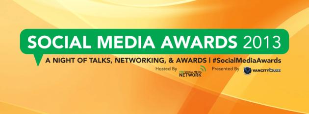 Social Media Awards Best Student Blog Nominee