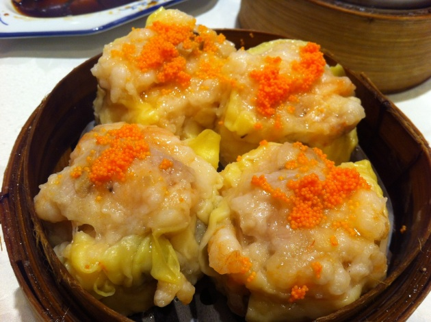 Steamed Shiu-Mai Dumplings
