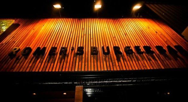 Romer's Burger Bar Yaletown
