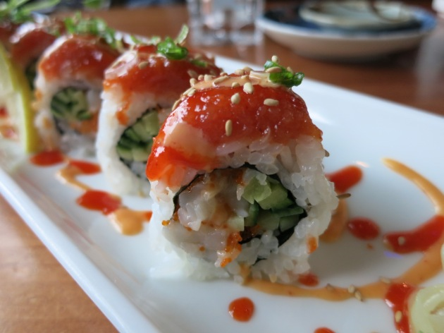 Red Hot Chili Roll