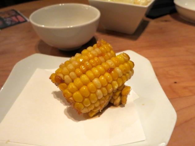 Corn Karaage