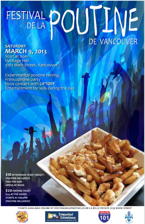 Vancouver Poutine Festival
