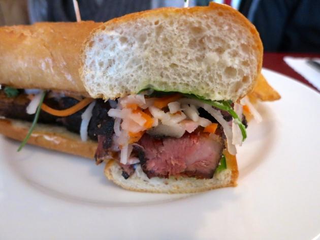 Crisp Pork Belly Sandwich