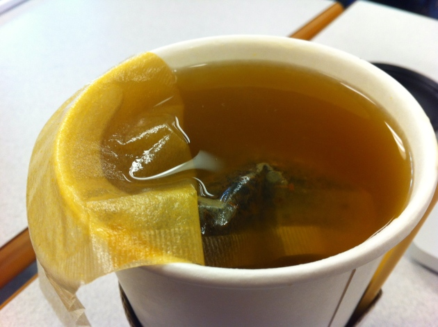 Honey Lemon Hot Black Tea