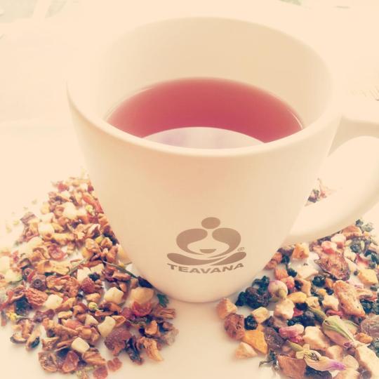 Teavana Free Tea