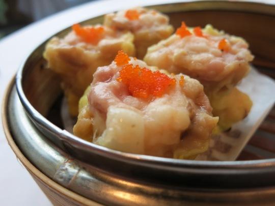 Shrimp, Pork, and Mushroom Dumplings