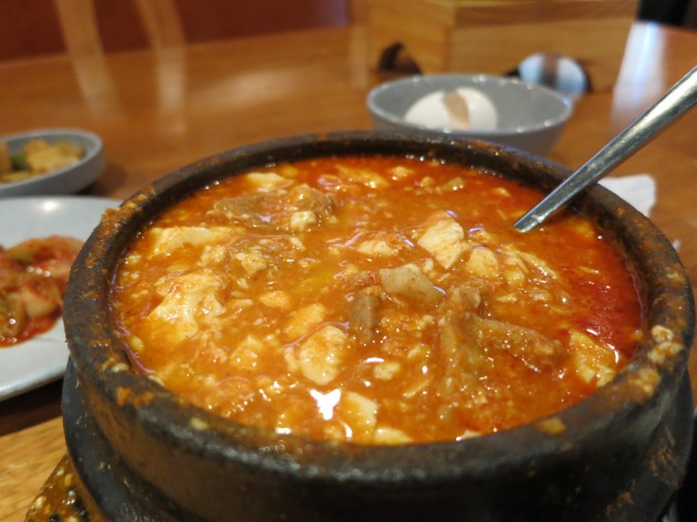 Pork Tofu Soup