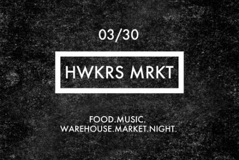Hawkers Market at East Van Studios