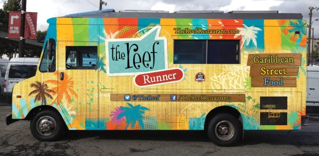 The Reef Runner Food Truck Now Open