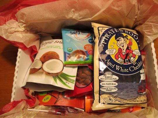 Foodee Snackbox