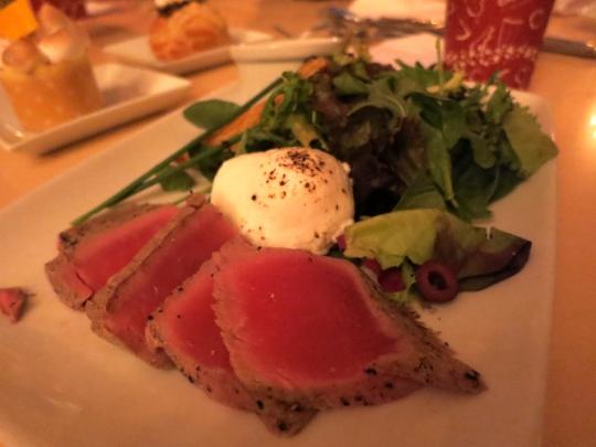 Tuna Niçoise Salad