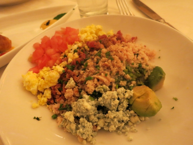 """Our Famous Cobb Salad"""