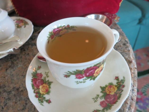 Organic Lychee Green Tea