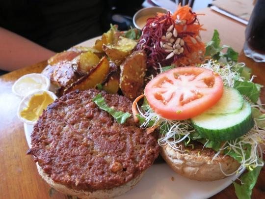 Sam's Five Star Burger