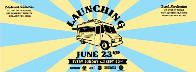 Food Cart Fest Returning June 23, 2013