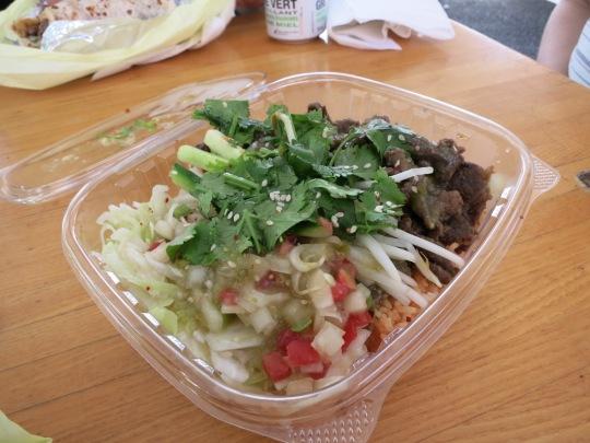 Koi Rice Bowl