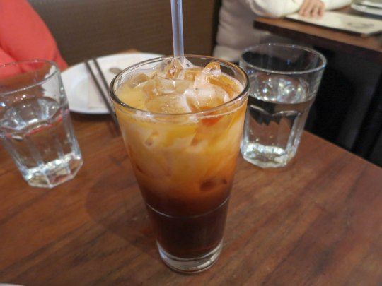 Thai Iced Tea With Soy Milk