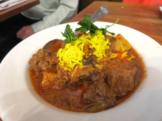 Pork Curry With Potatoes