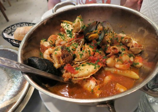The Best Damn Crab Cioppino With Seafood