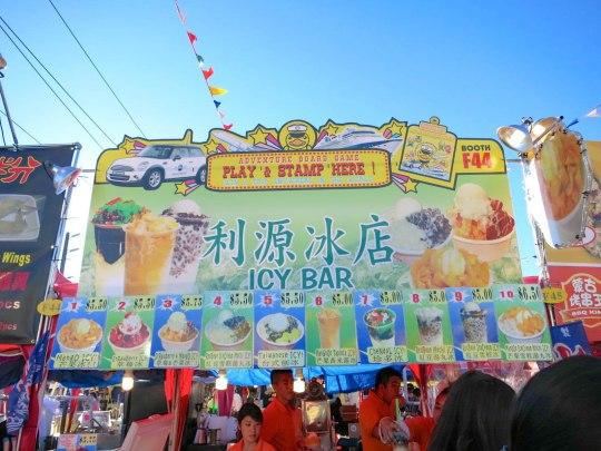 Icy Bar