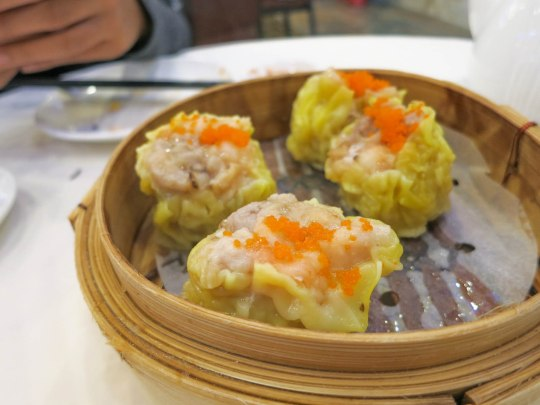 Steamed Pork Shui Mai Dumplings