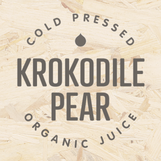 Krokodile Pear Juice Bar Kitsilano