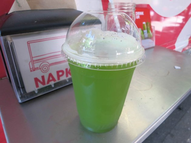The Aloe Green