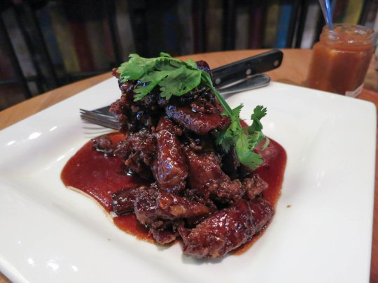 Dynamic Balsamic Sweet and Sour Pork Rib
