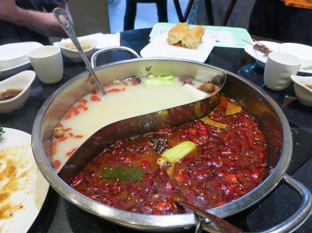 Hot Pot Broth