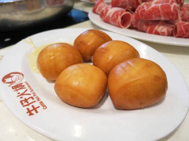 Deep-Fried Buns and Condensed Milk