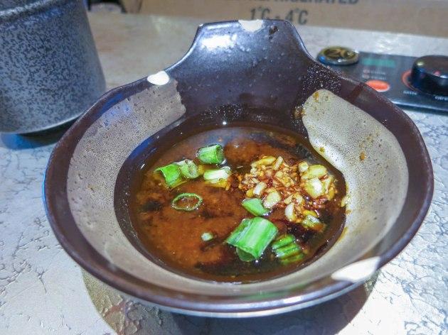 how to make shabu shabu sauce