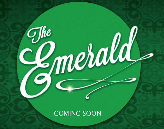 The Emerald Opens Today in Chinatown