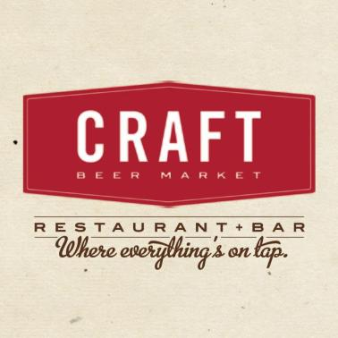 Craft Beer Market Opening Nov 7