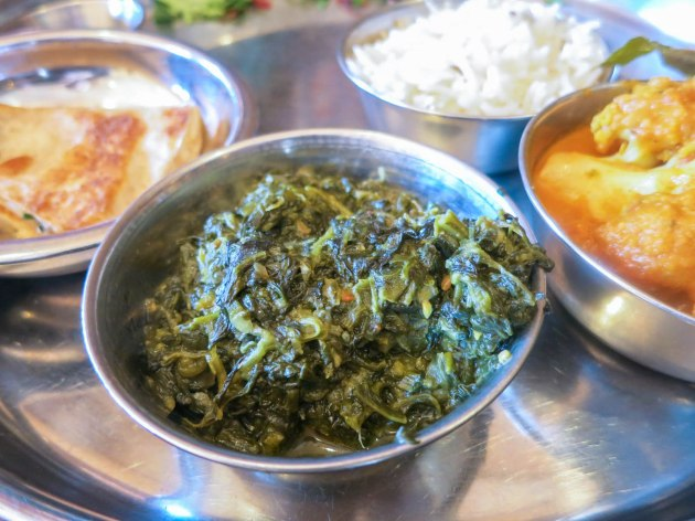 Vegan Spinach