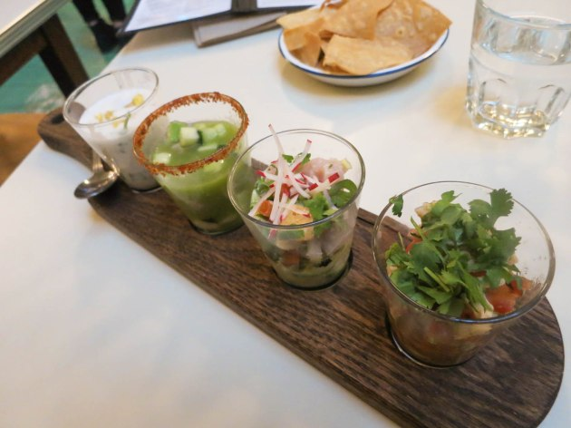 Ceviche Flight