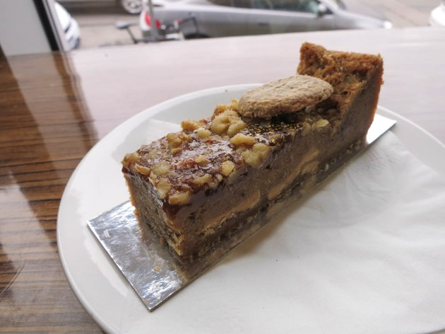 Salted Caramel Blondie