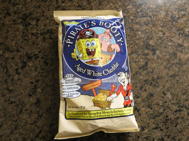 Pirate's Booty Cheese Puffs