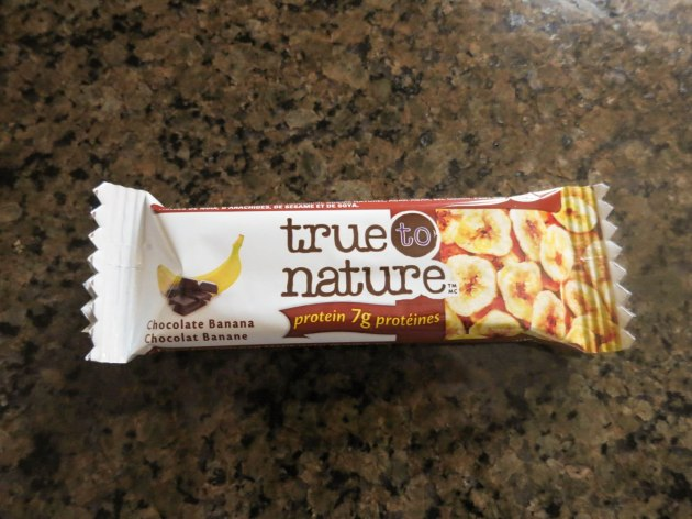 True to Nature Hemp Protein Bar