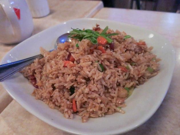 Chengdu Special Fried Rice