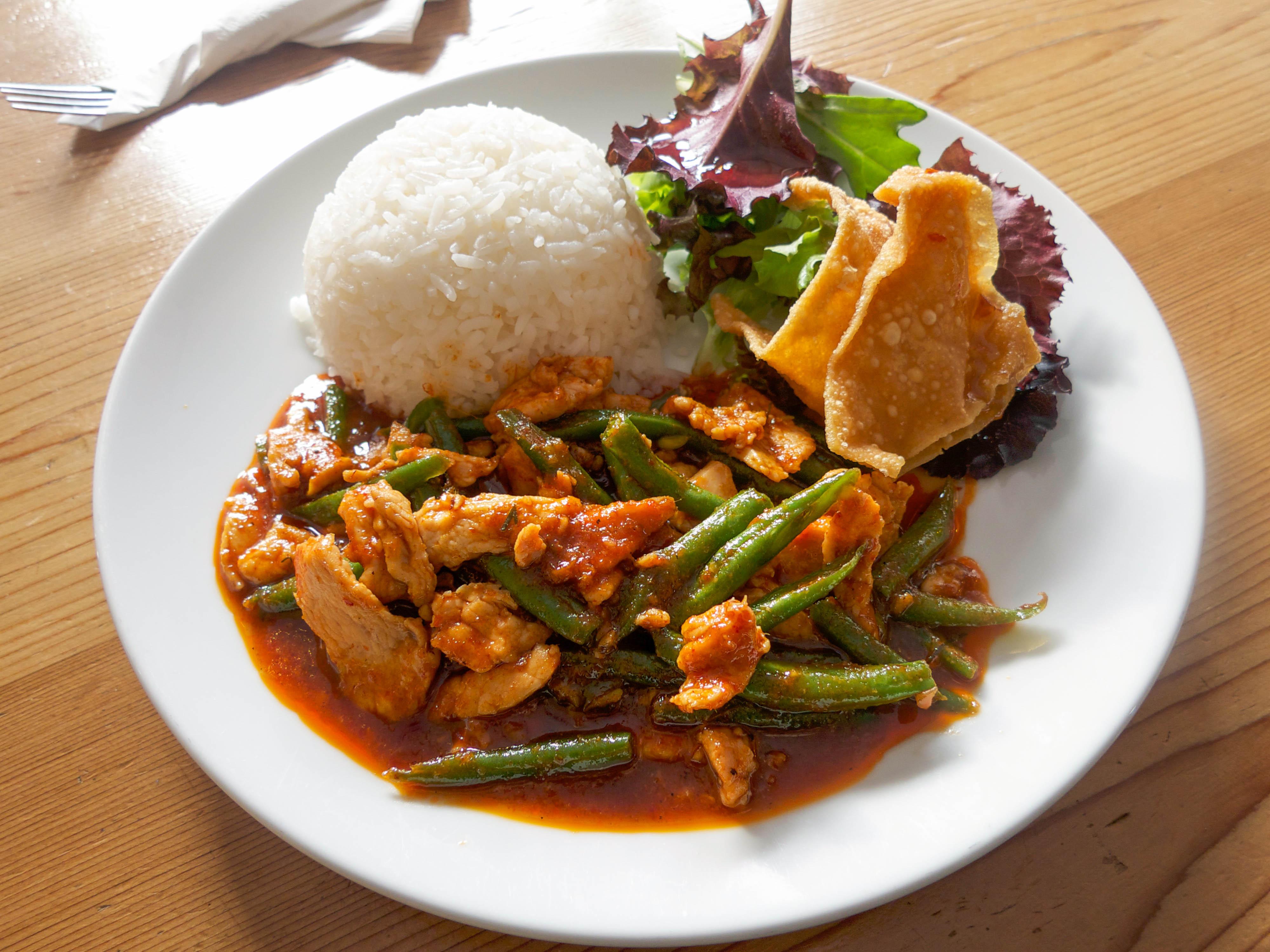 Bob Likes Thai Restaurant
