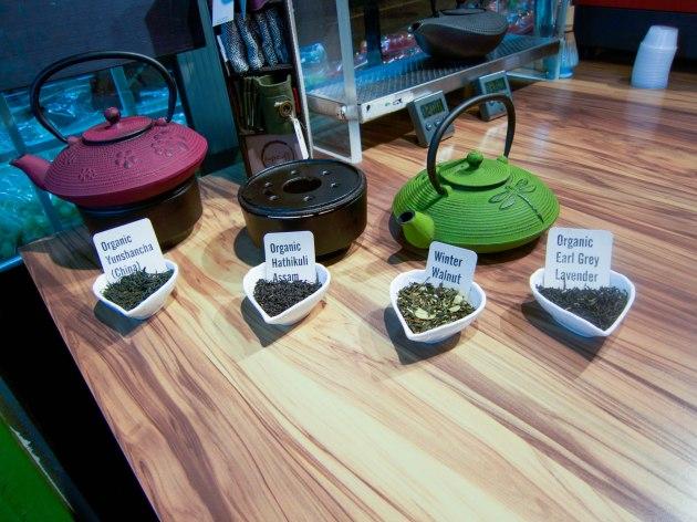 Steam Tea House