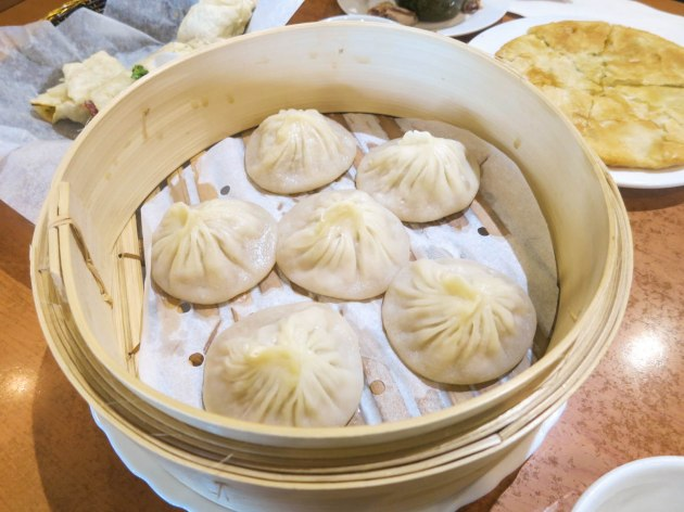 Mini Pork Dumplings