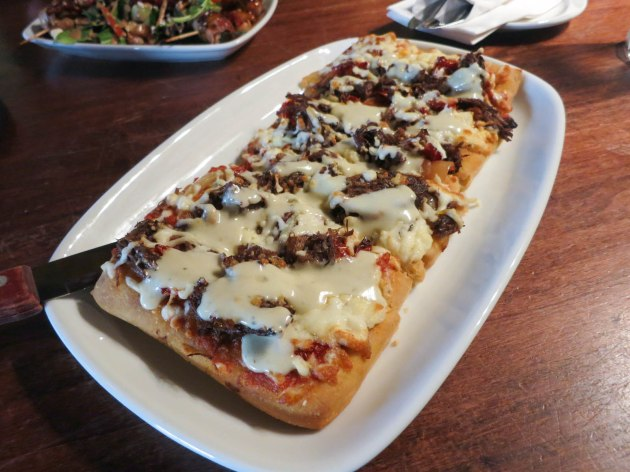 Pulled Beef Flatbread