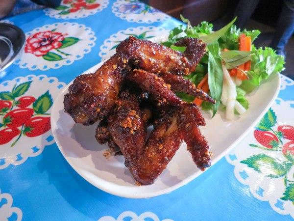 Ike's Fish Sauce Wings