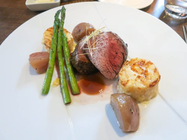Seared Beef Tenderloin