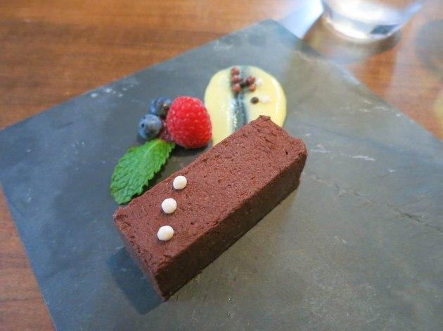 Chocolate Marquise